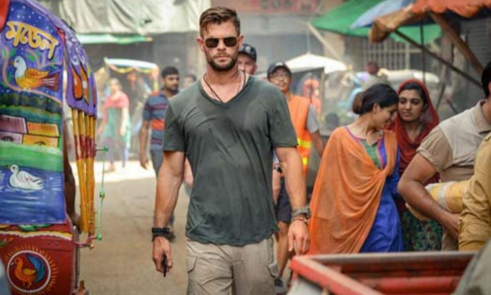 """Chris Hemsworth protagoniza """"Tyler Rake"""", la nueva película de..."""