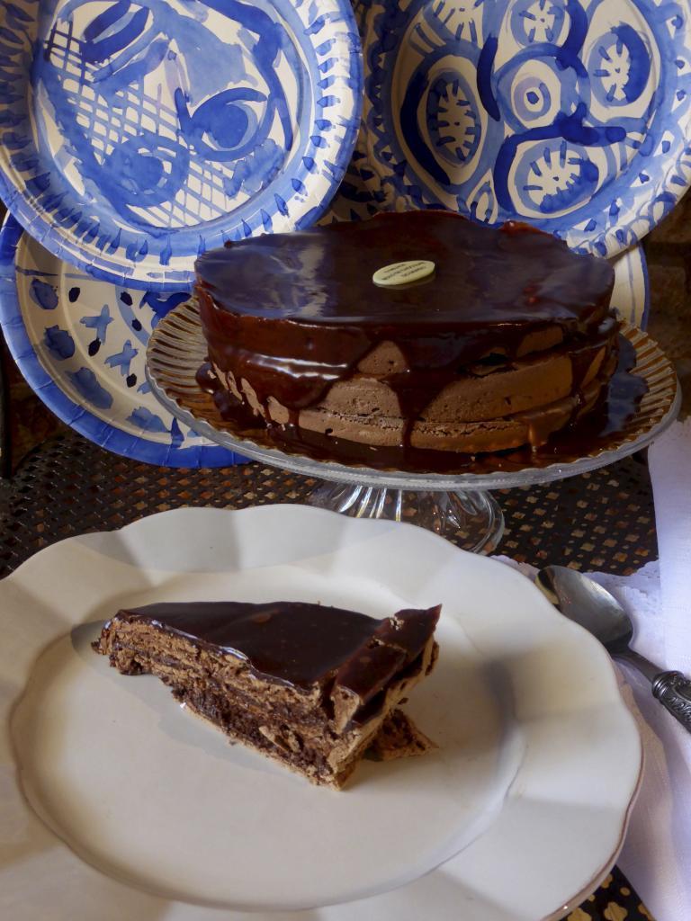 Tartas de La mejor tarta de chocolate del mundo.