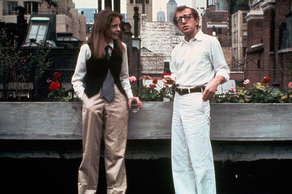 Annie Hall y Woody Allen