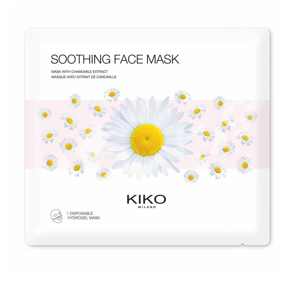 Soothing Face Mask de Kiko MIlano.