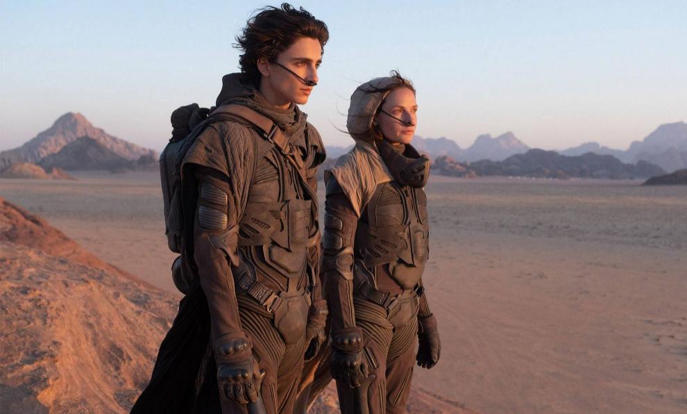 Timothée Chalamet, Zendaya y Javier Bardem juntos en una película ...