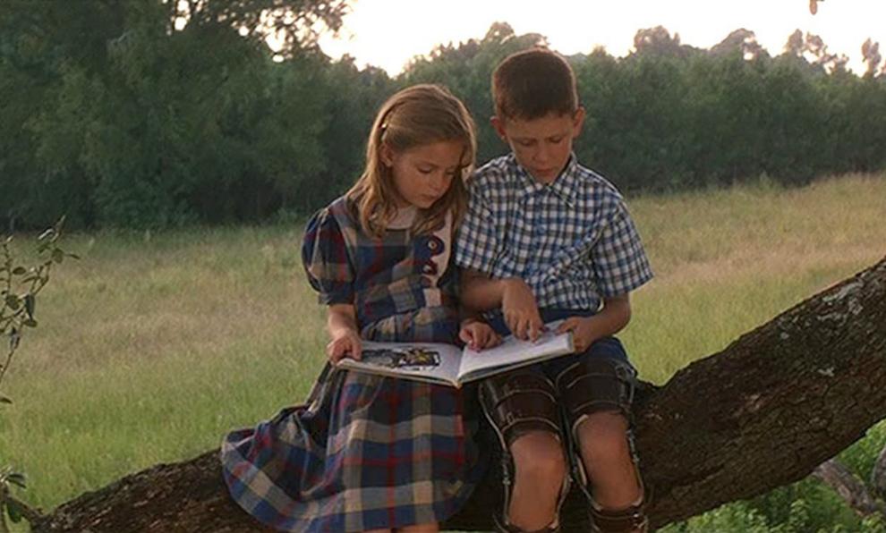 Imagen de la película Forrest Gump