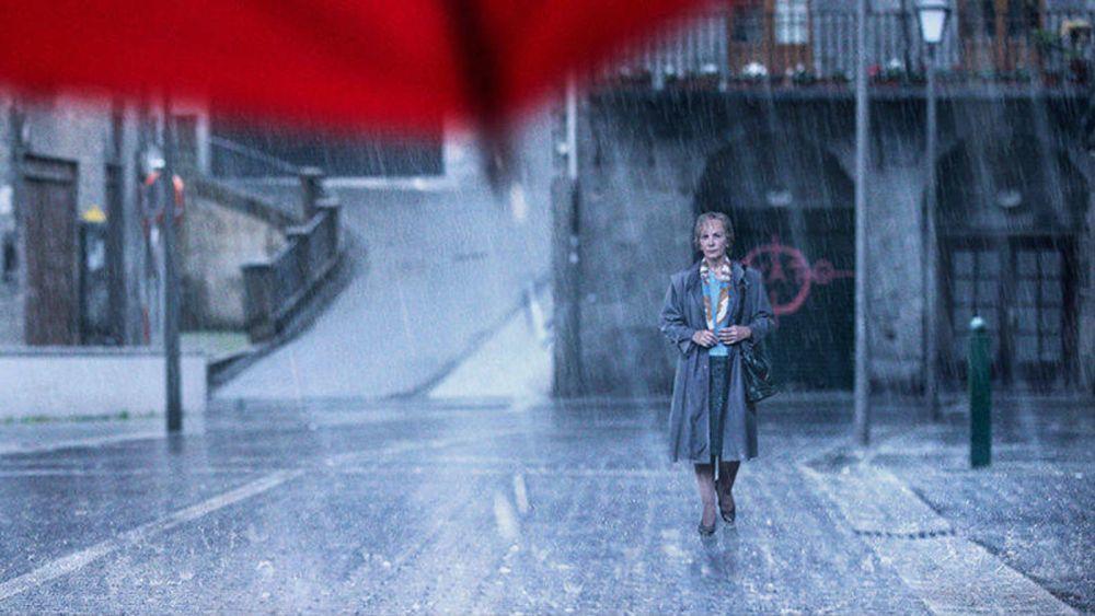 Imagen del poster de la serie Patria, de HBO.