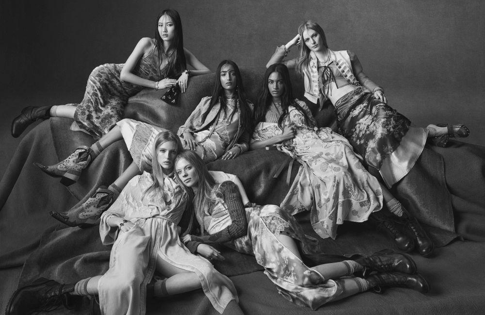 Campaña de Zara de primavera verano 2020.