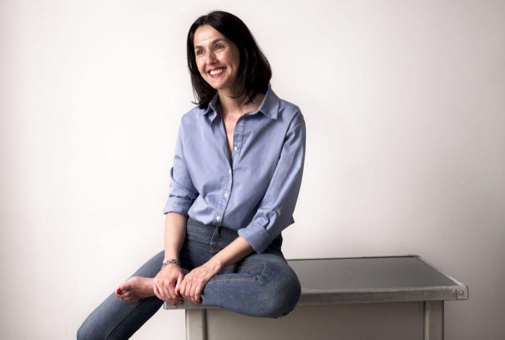 Brenda Chávez, experta en consumo y sostenibilidad, y autora del...