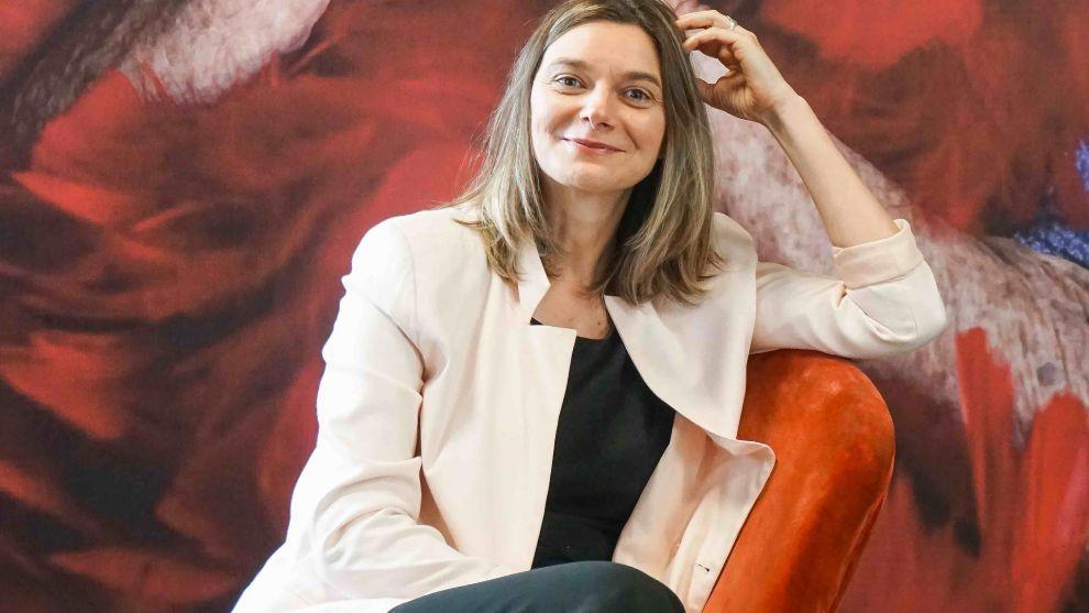 Marta Palencia, directora General de la agencia de publicidad Sra....