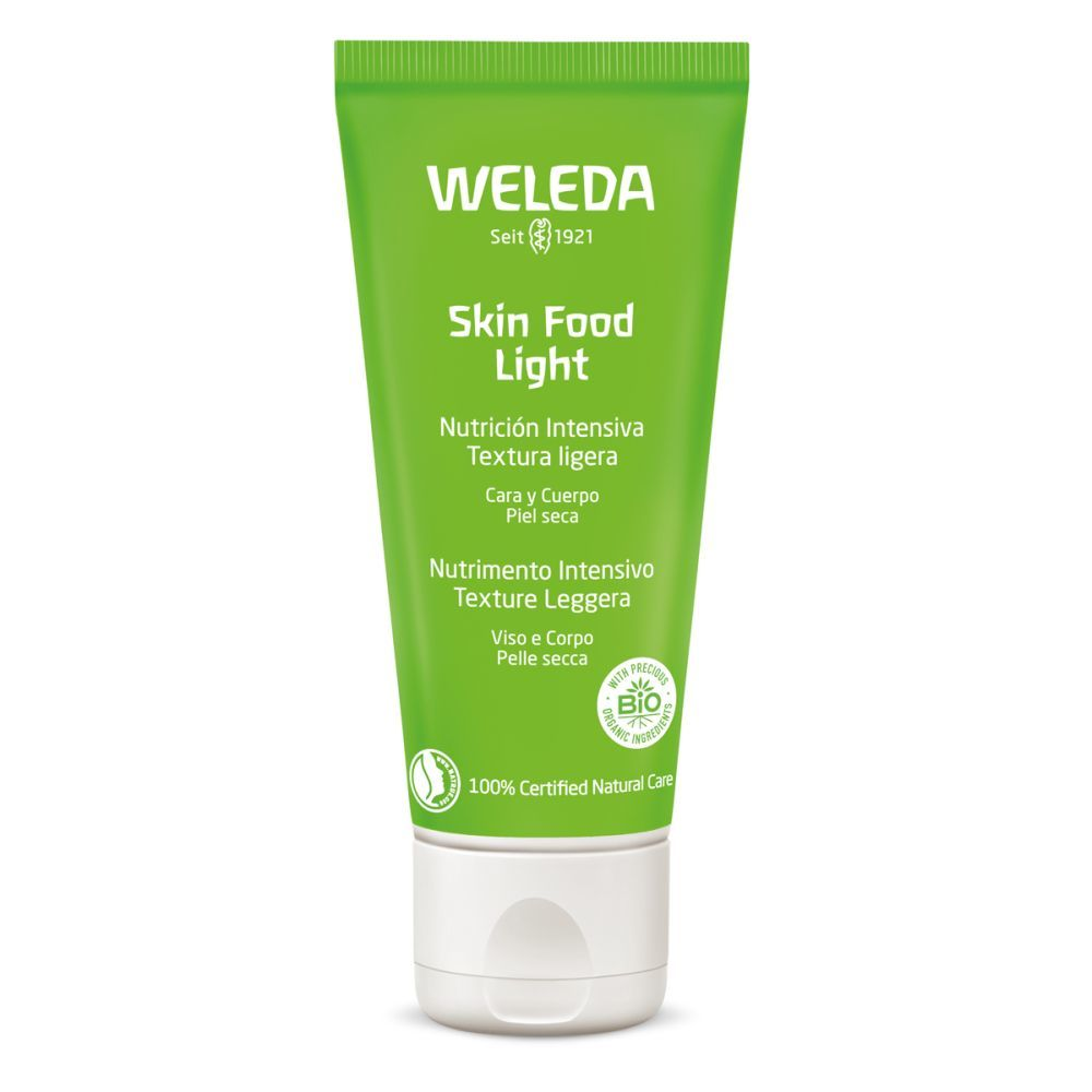 Skin Food Light de Weleda.