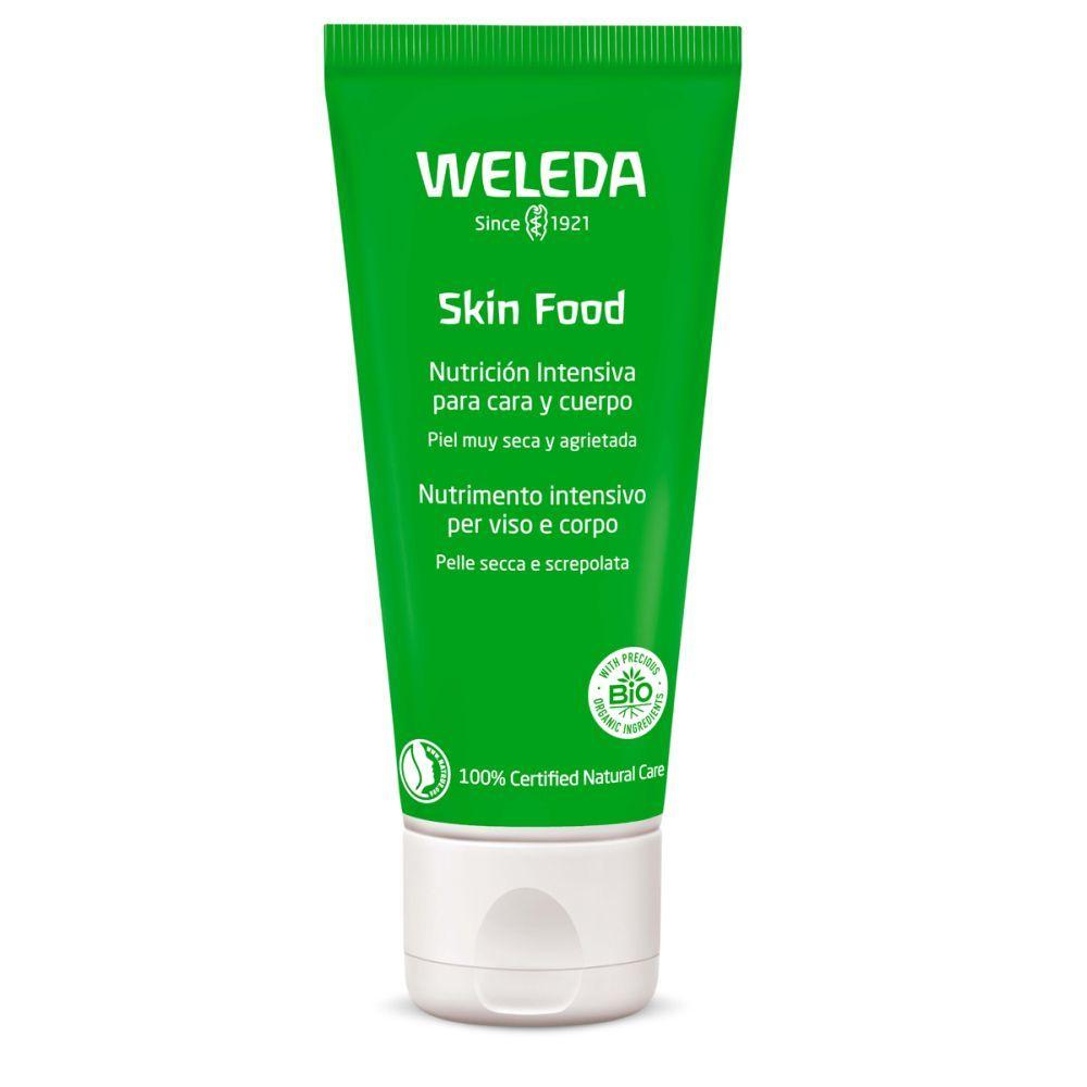 Crema Skin Food de Weleda.
