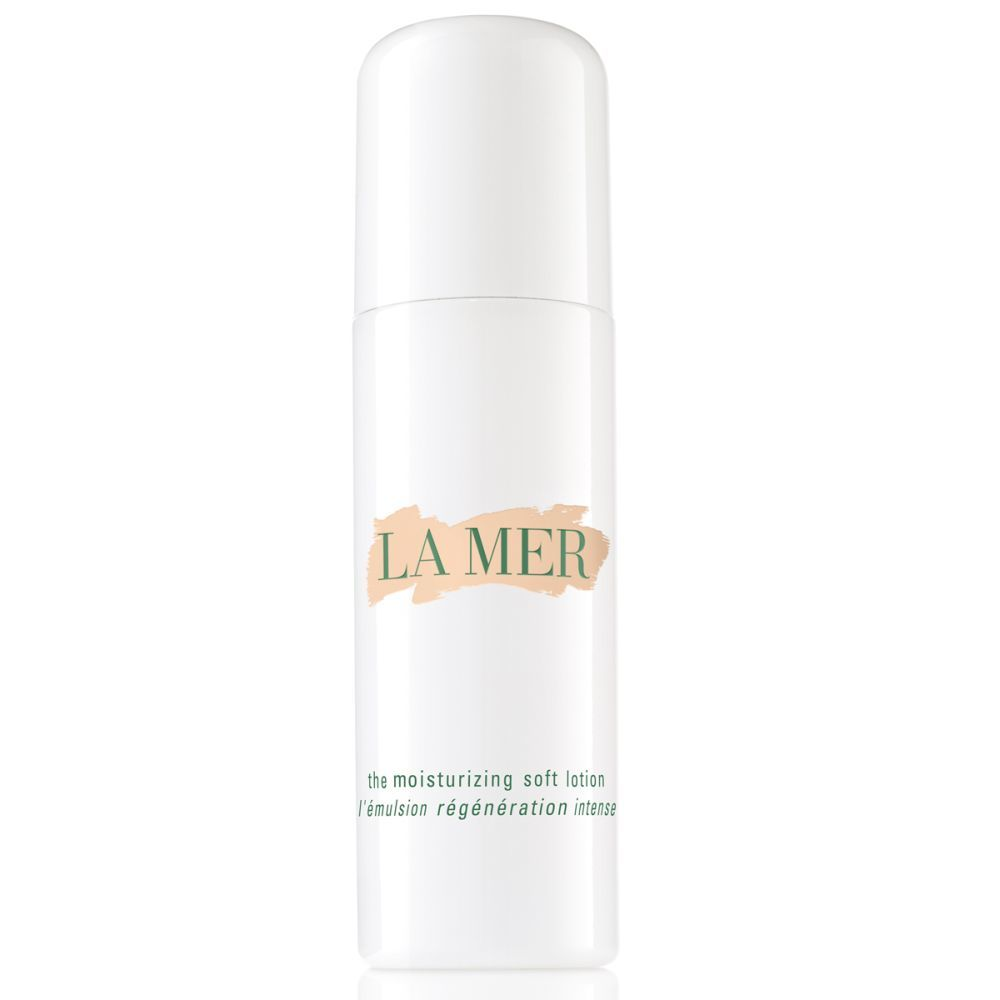 The Moisturizing Soft Lotion de La Mer.