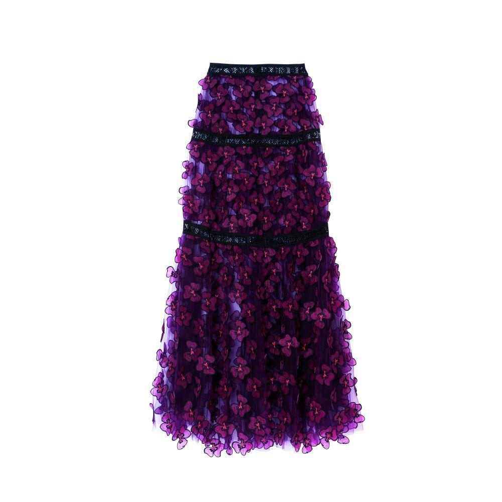 Falda de Longchamp