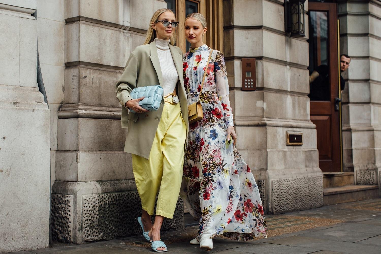 Los desfiles de la próxima semana de la moda de Londres se verán desde casa.