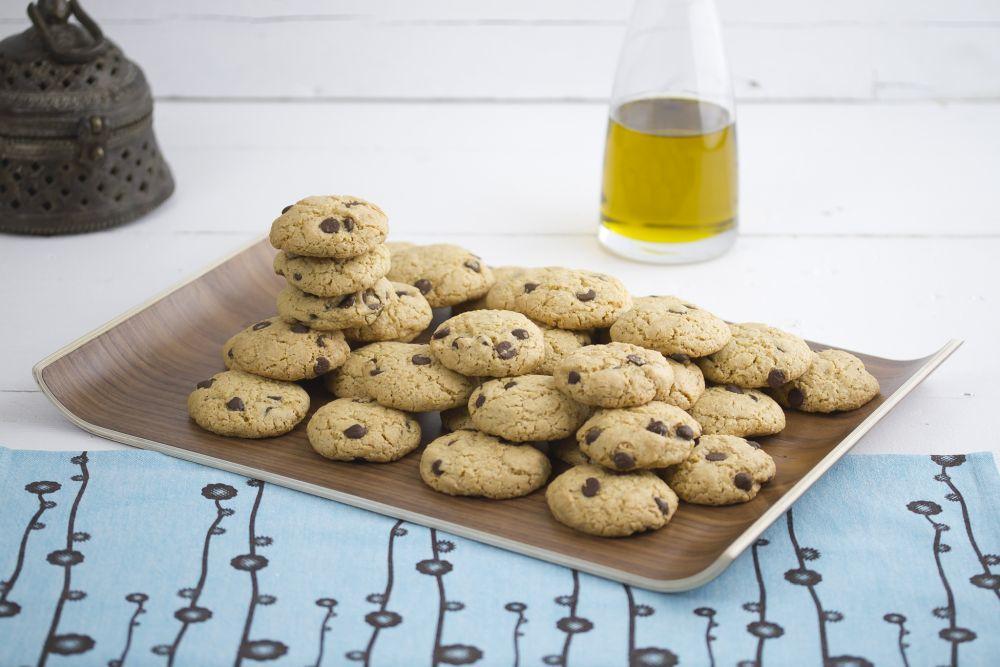 No dejes de probar estas galletas o cookies sin gluten porque están deliciosas y son muy sencillas de hacer.