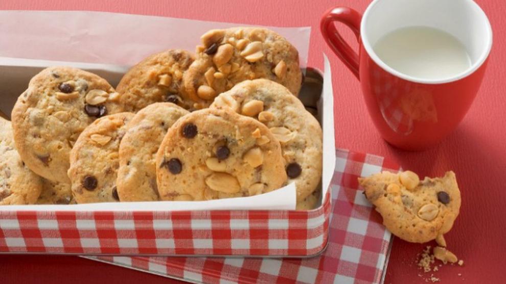Estas cookies sin gluten están deliciosas y son muy fáciles de...