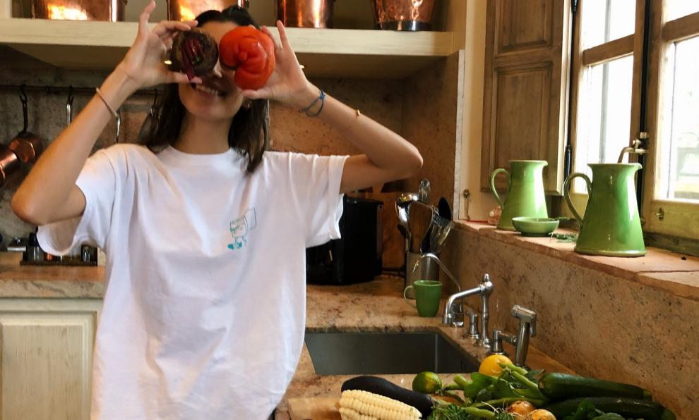 Marina Testino nos prepara su receta favorita