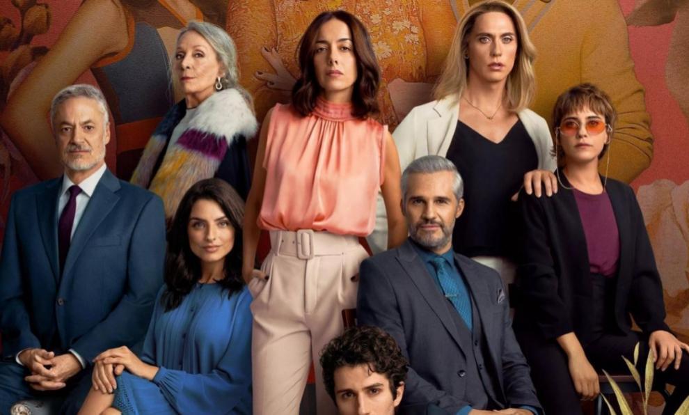 """Cartel de la tercera temporada de """"La Casa de las Flores"""", ya en..."""