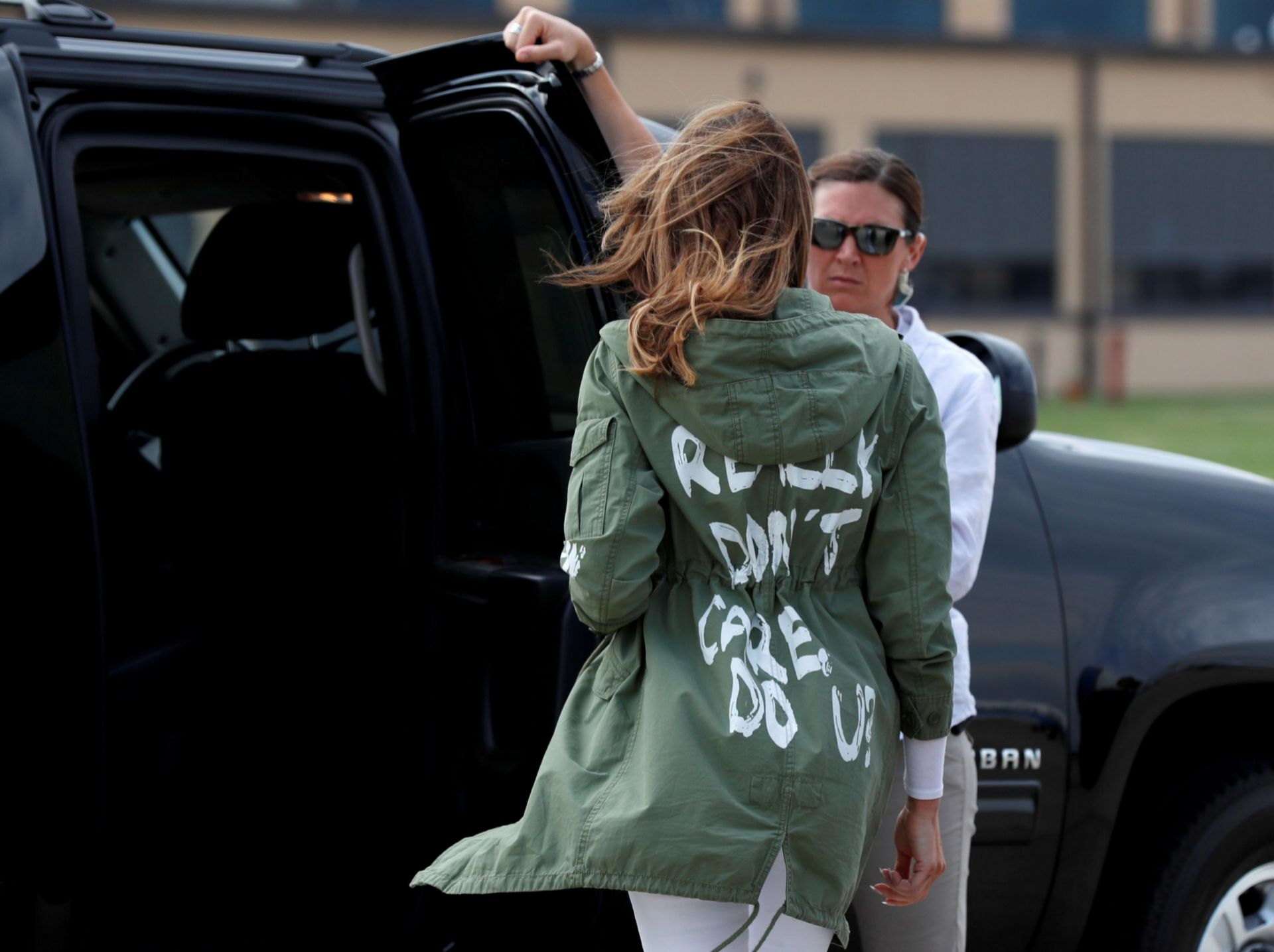 La chaqueta viral de Zara.
