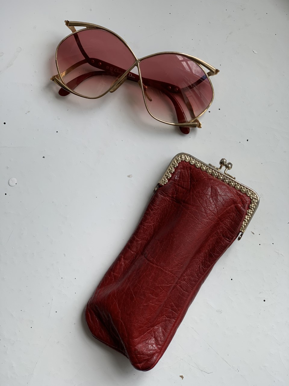 Gafas de sol de Dior, de Alejandra de Rojas.