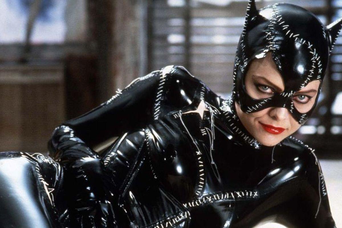 Supersexy en Cat Woman, 1992.