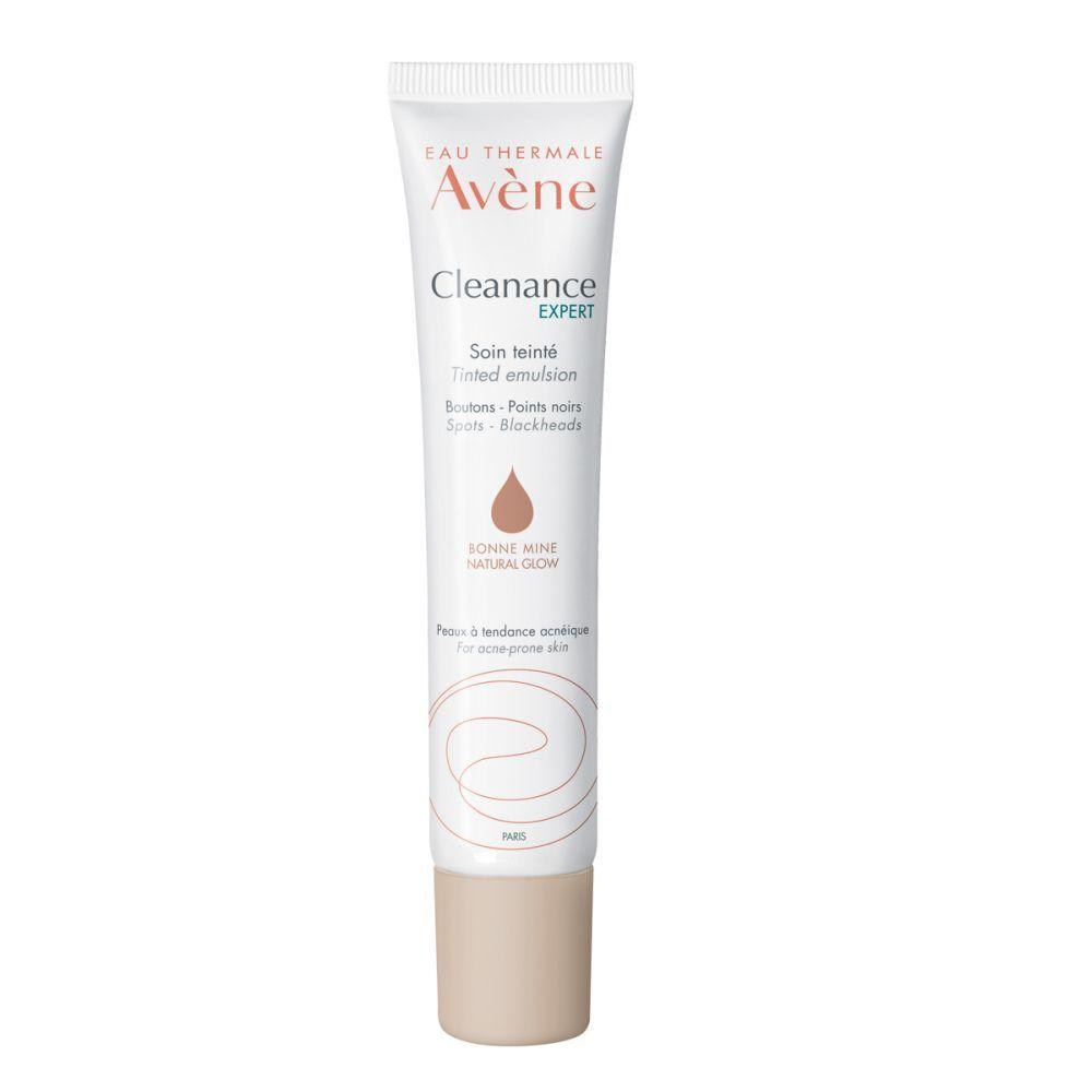 Cleanance Expert Color de Avène (19,63 euros). Una base correctora de maquillaje fluida que camufla y trata los granitos. En farmacias.
