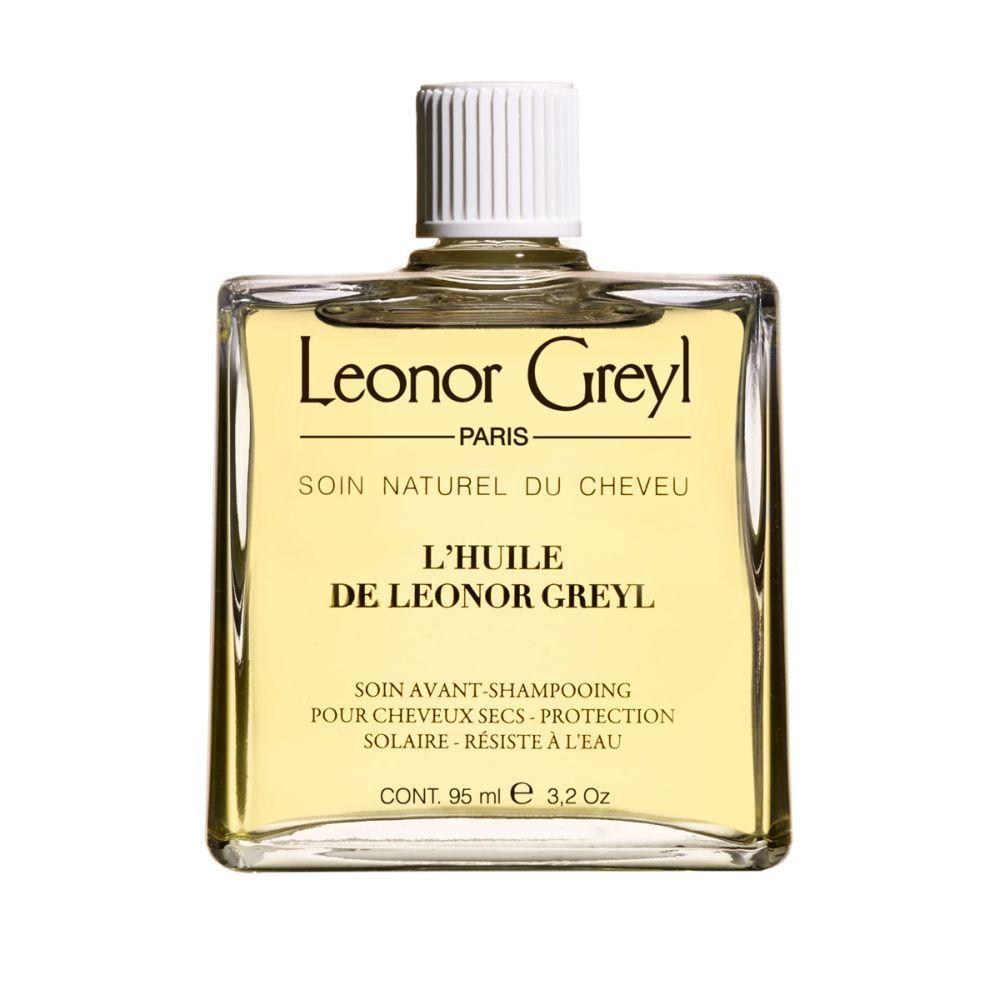 Aceite de Leonor Greyl (34,50 euros9, una auténtica pantalla protectora que además, regenera y nutre en profundidad.