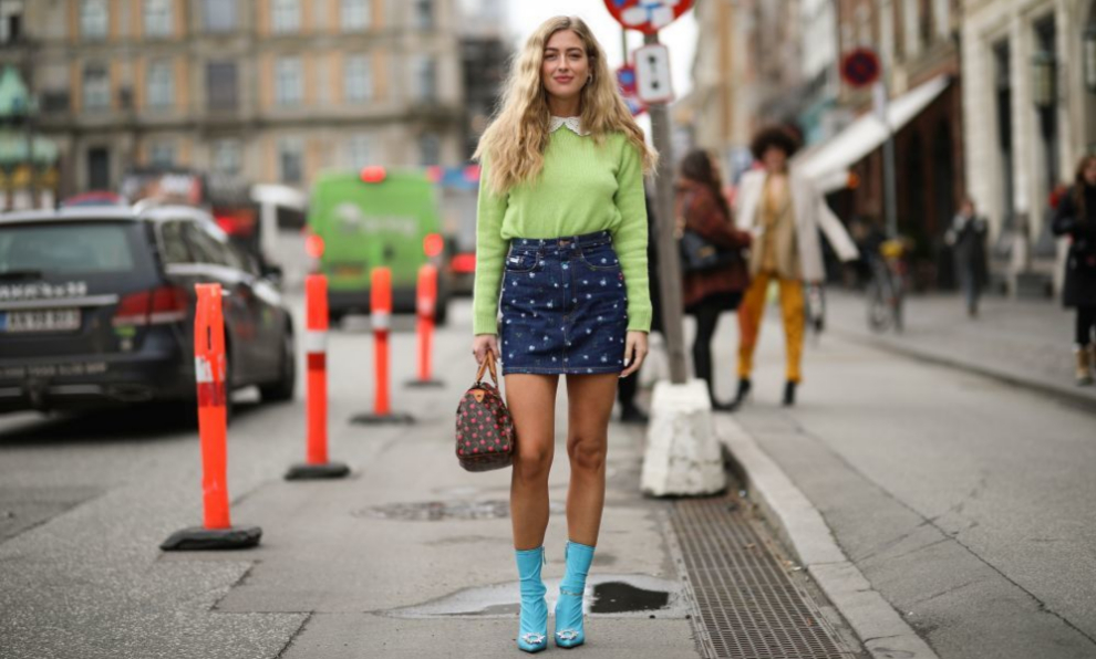 La estilista Emili Sindlve