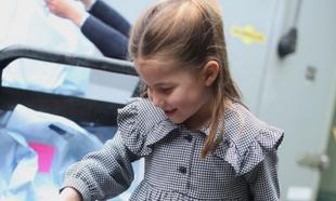 La princesa Charlotte cumple 5 años.