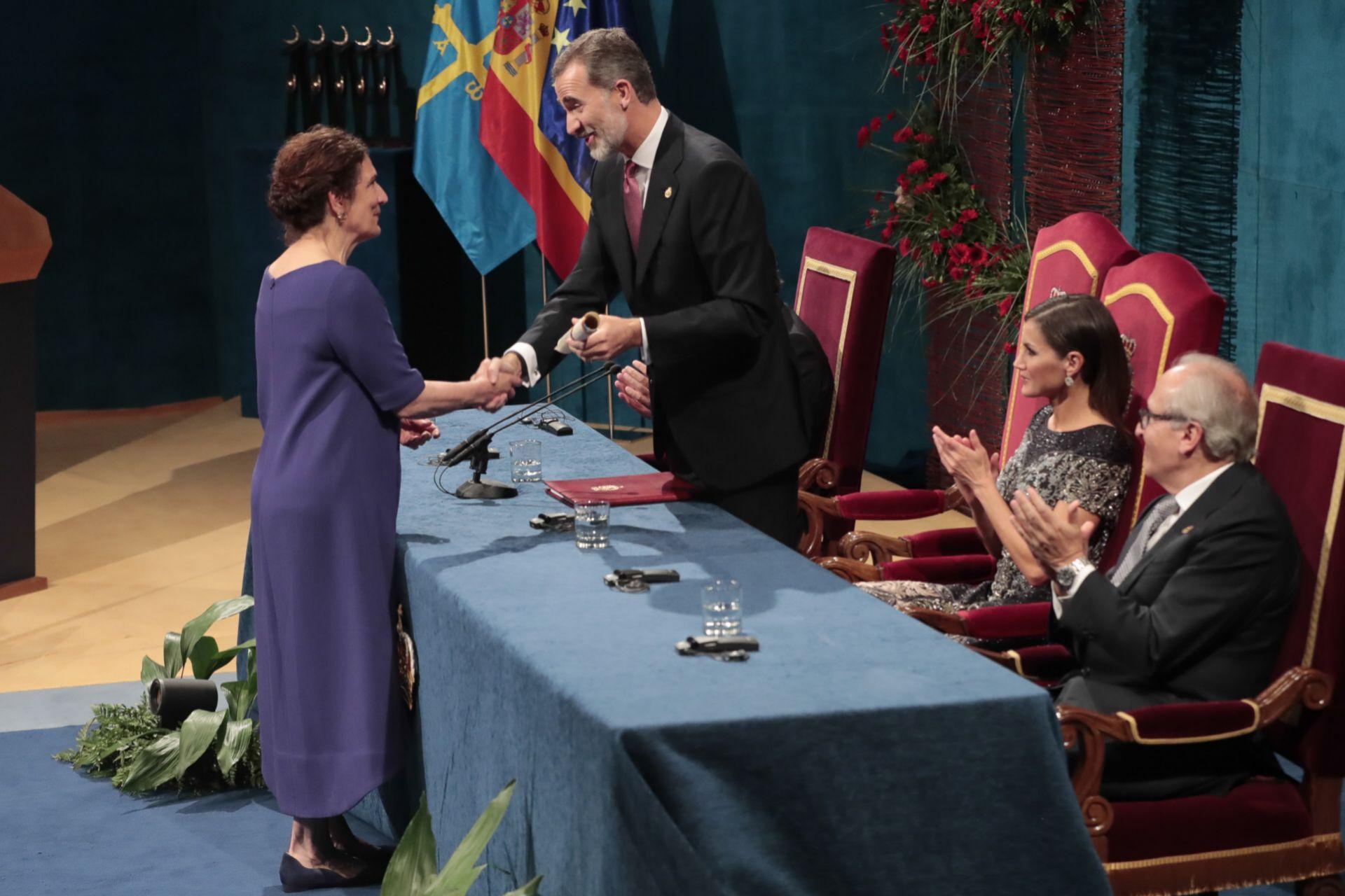 Alma Guillermoprieto, Premio Princesa de Asturias de Comunicación y...