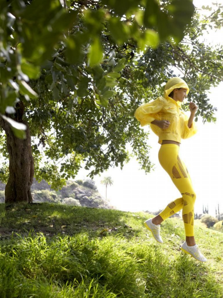 Estamos recuperando la incomparable sensación de bienestar de hacer ejercicio al aire libre.