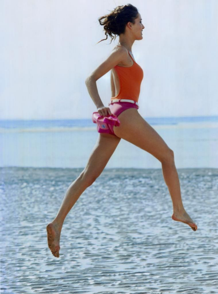 ¿Quién no sueña con hacer un poco de ejercicio frente al mar?