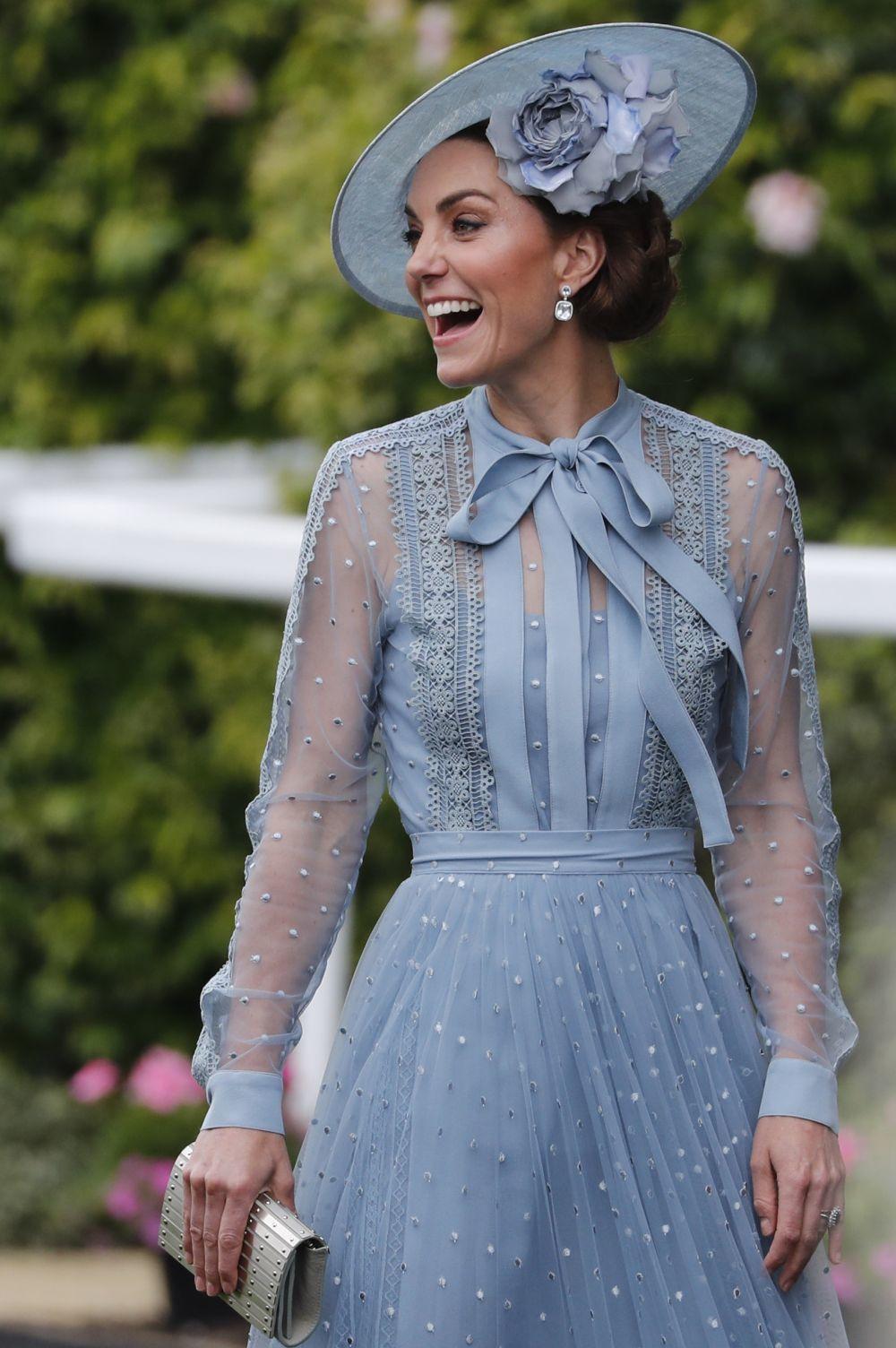 Kate Middleton en Ascot
