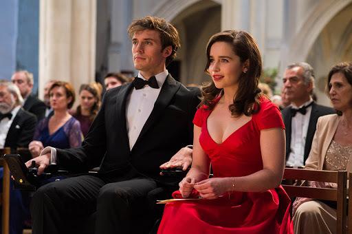 """Uno de los momentos más especiales en la película """"Antes de ti""""."""
