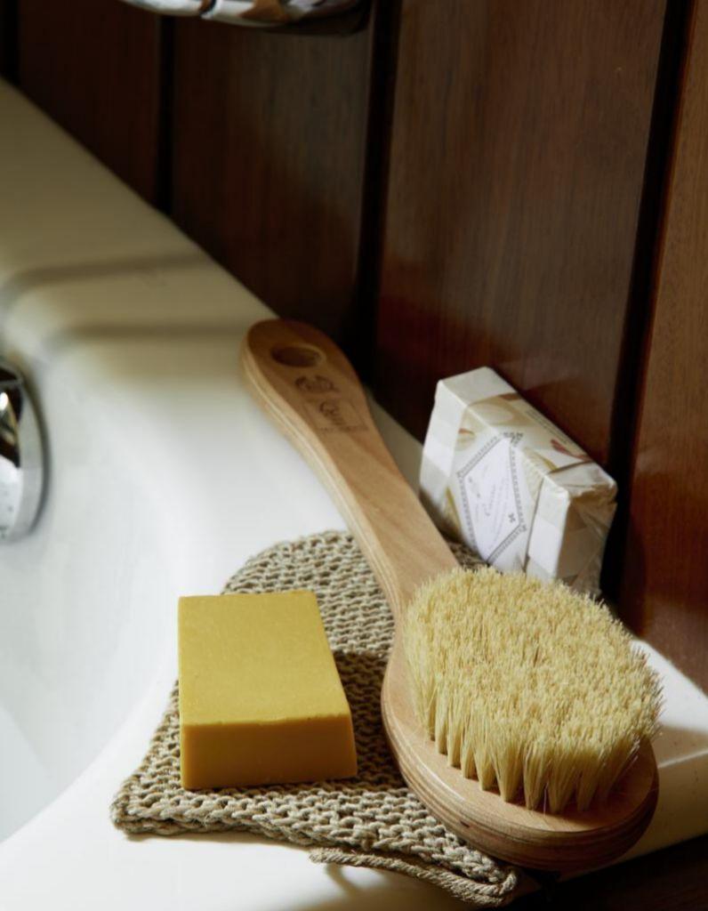 En el cuarto de baño es fundamental extremar la higiene de todas las superficies.