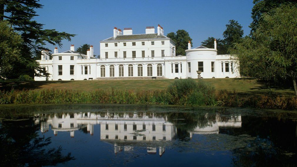 Frogmore House.