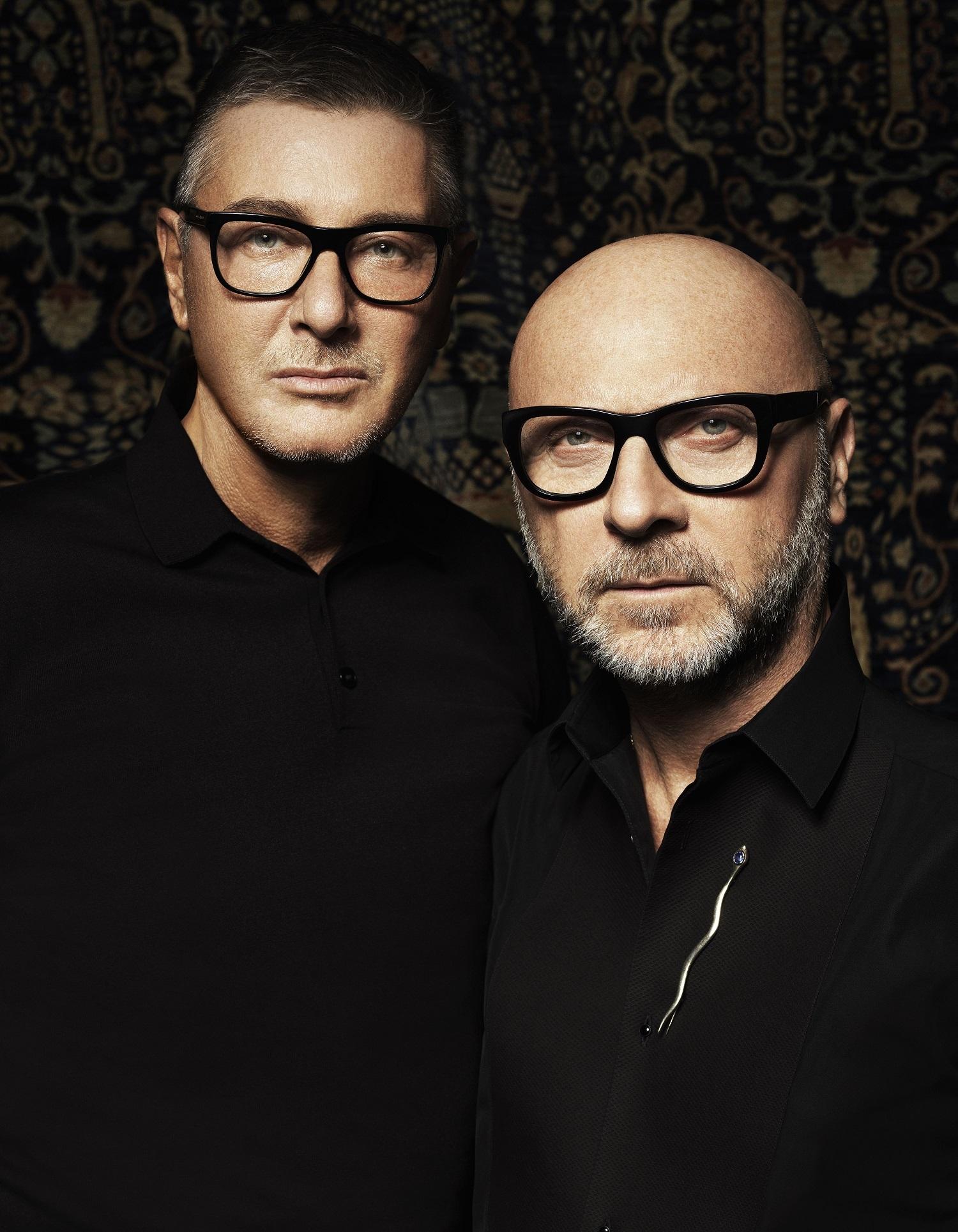 Stefano Gabbana y Domenico Dolce.