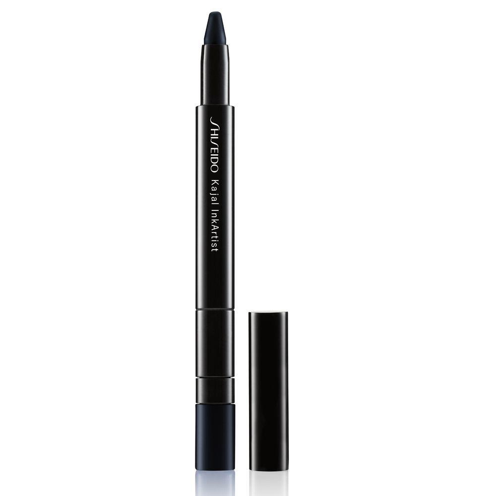 Eyeliner, sombra de ojos y delineador de cejas Ink Kajal Nippon Noir de Shiseido (27 euros)