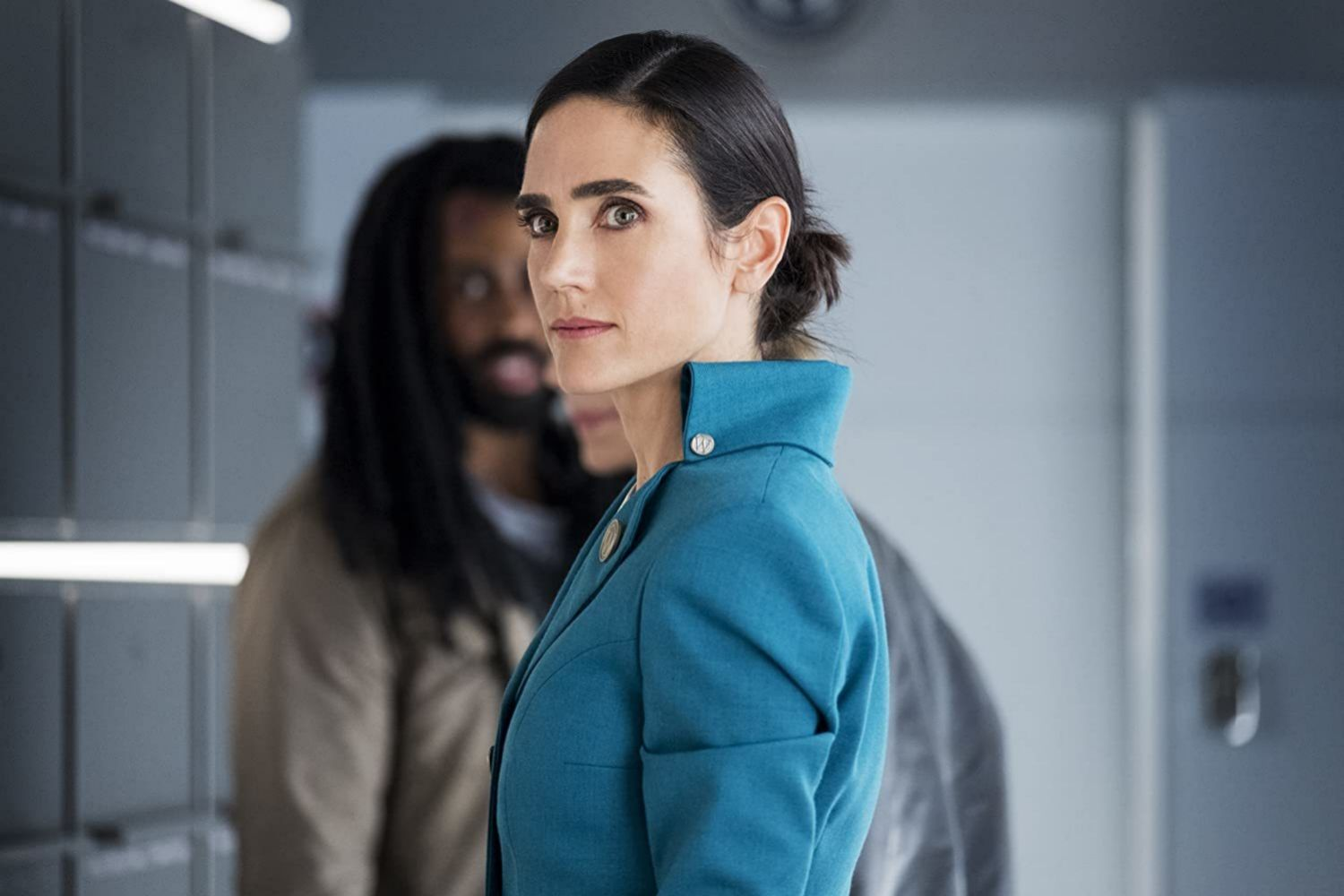 Jennifer Connelly en Snowpiercer: Rompenieves