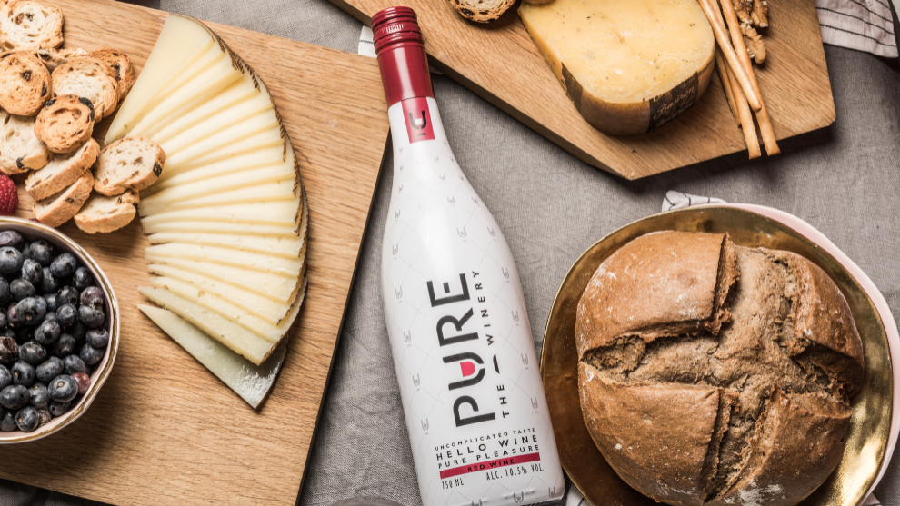 De origen italiano, The PURE Winery surge con el propósito de crear...