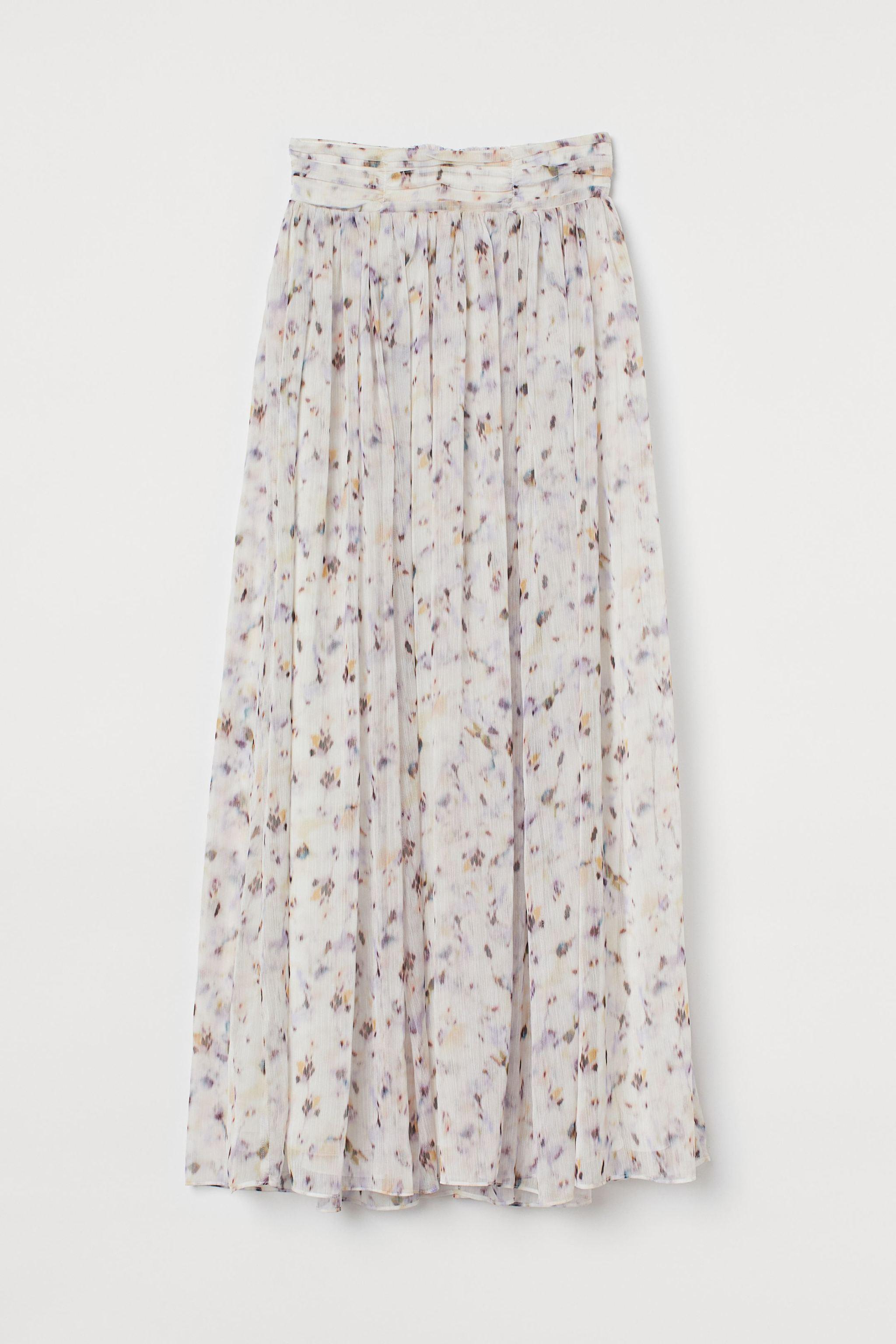 Falda de H&M (49,99 euros).