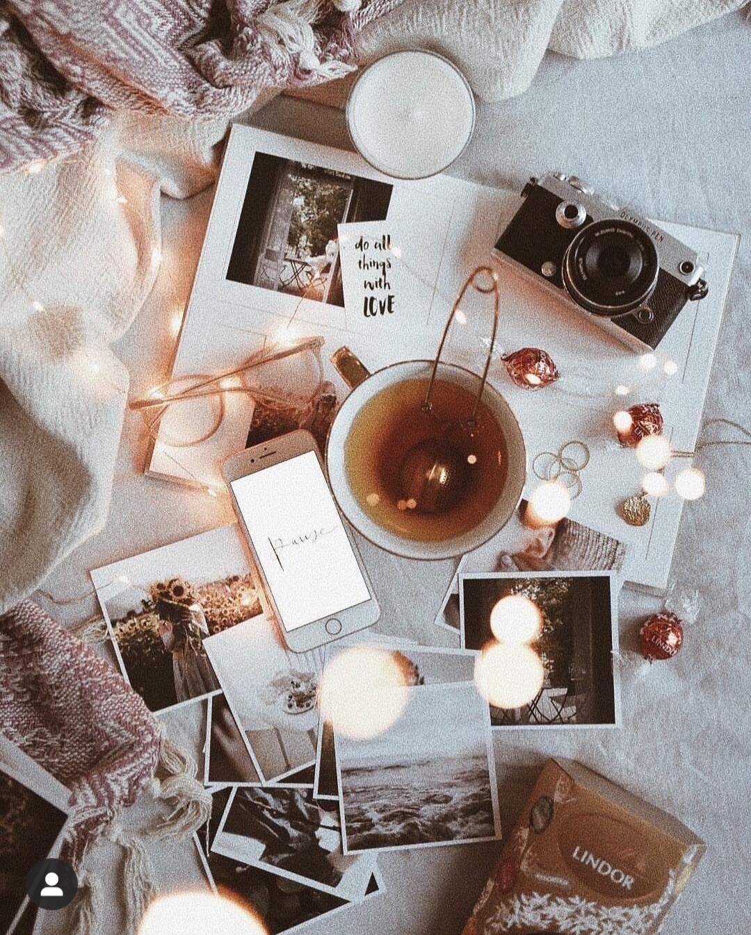 Leer un libro y ordenar tus fotos son actividades perfectas para hacer...