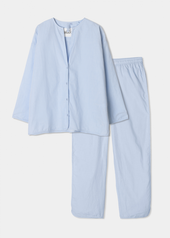 Tus pijamas deben ser muy confortables, holgados y elaborados en...
