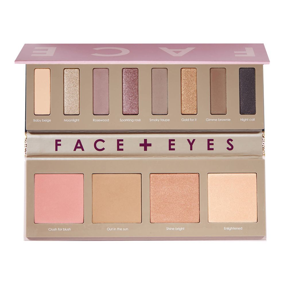 Eyes + Face Palette Pink de Sephora.
