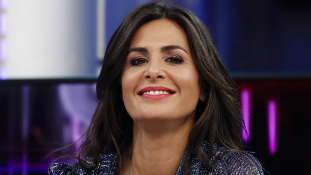 Nuria Roca ha cambiado su melena castañas por otra más rubia y con...