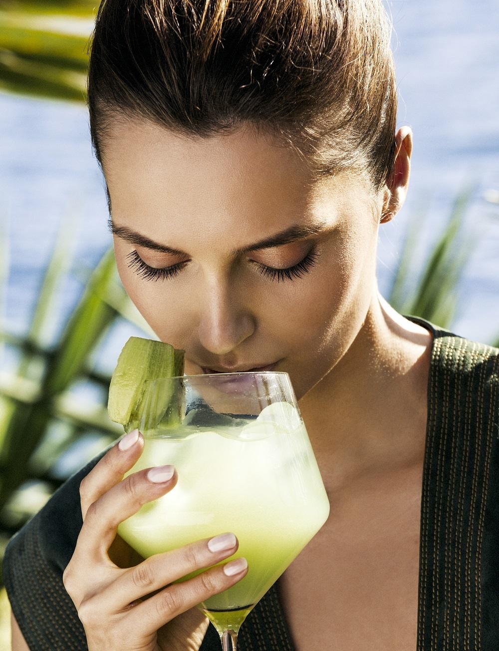 Los smoothies son una fuente de vitaminas y por tanto salud.