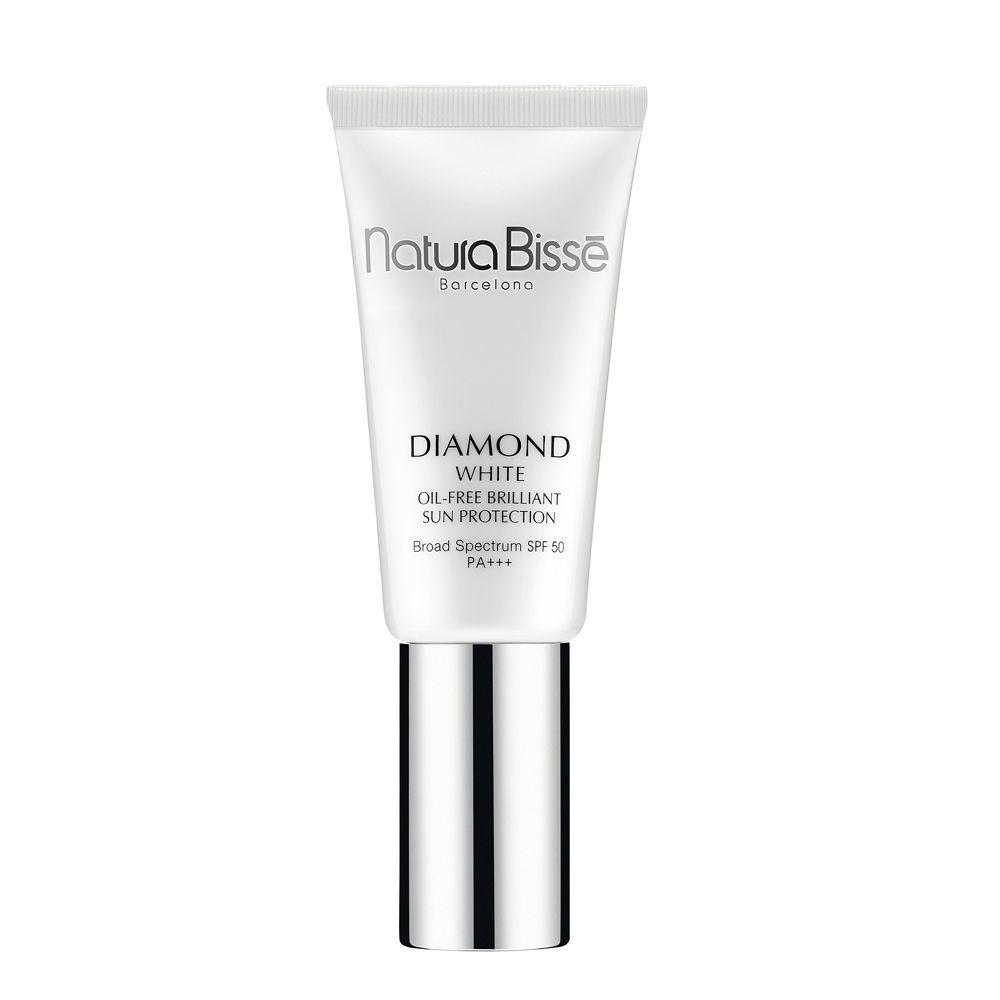 Diamond White SPF 50 PA+++ Oil Free Brilliant Sun Protection de Natura Bissé.