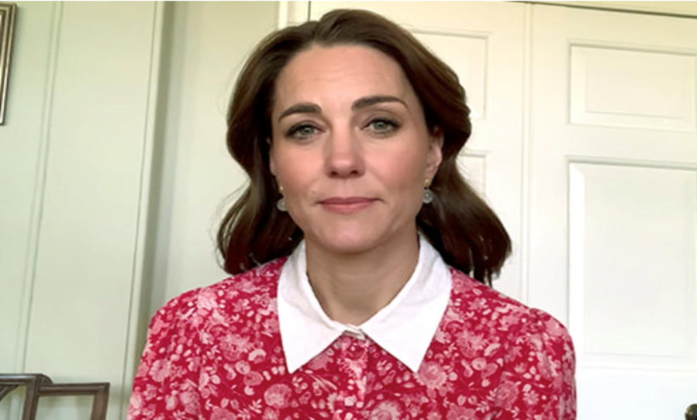 Kate Middelton estrena vestido en la semana en la que los británicos...