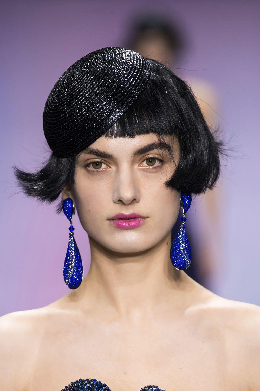 Los labios mordidos en fucsia de Giorgio Armani nos inspiran para este verano.