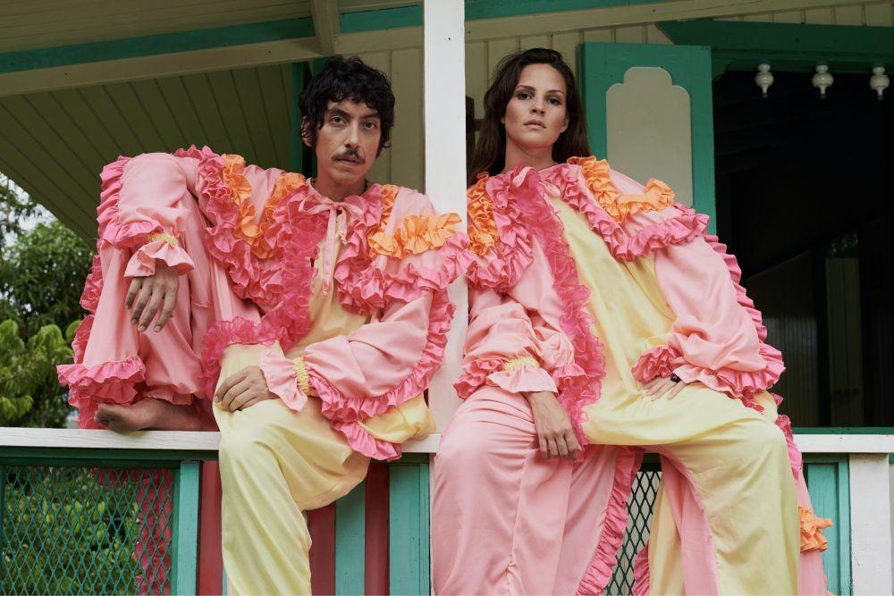 Buscabulla es un grupo formado por los puertorriqueños Raquel y Luis.