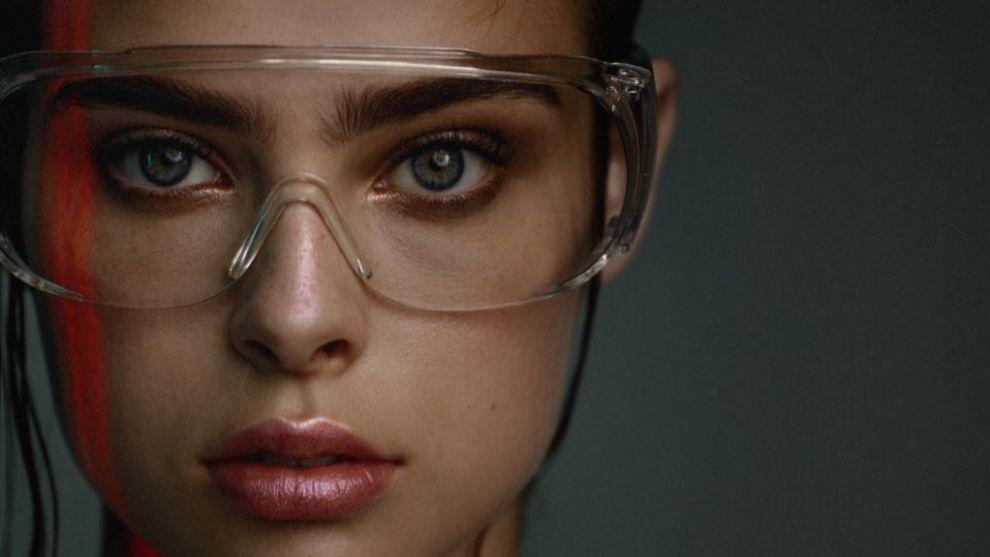 Aunque no sea muy frecuente, es importante proteger los ojos para...