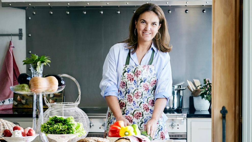Isabela Muñoz Ozores, redactora jefe de Cocina, Decoración y Viajes...
