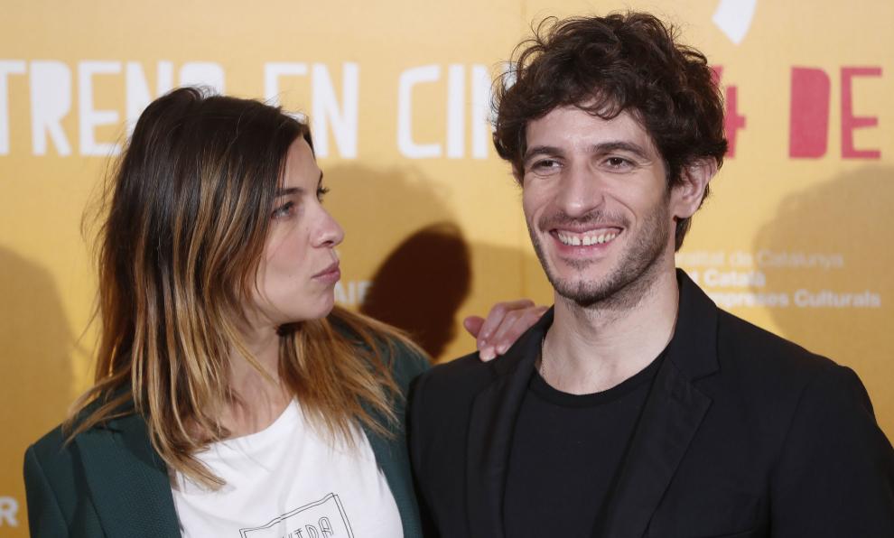 Quim Gutiérrez y Natalia Tena en Te quiero, imbécil